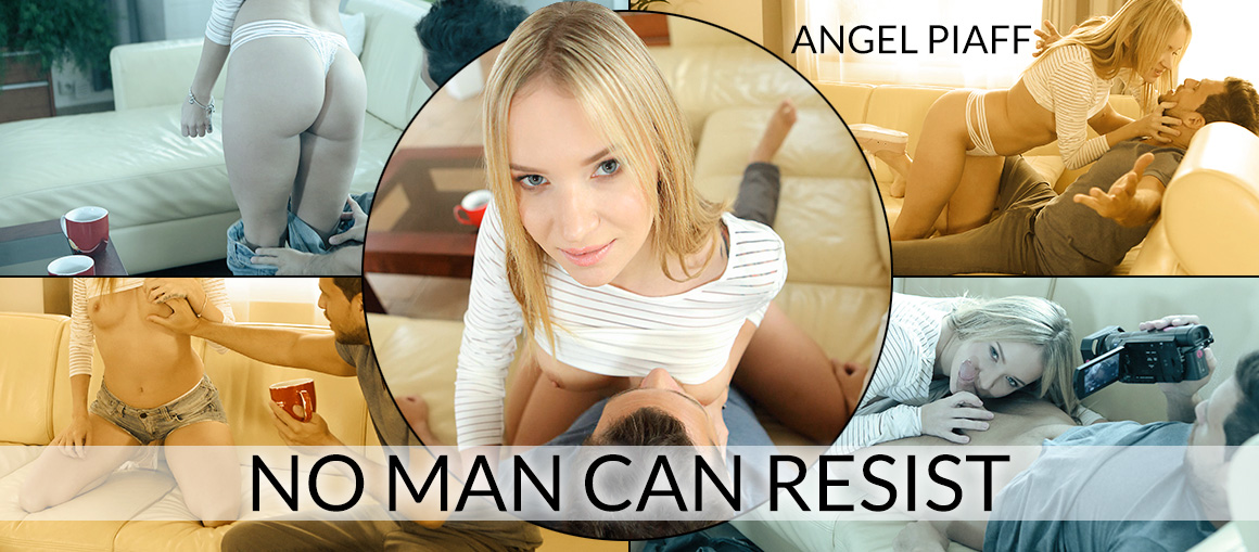 How I Taught My Friend Angel to Trick Men for Sex